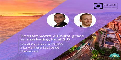 Conférence gratuite : Boostez votre visibilité grâce au marketing local 2.0 billets