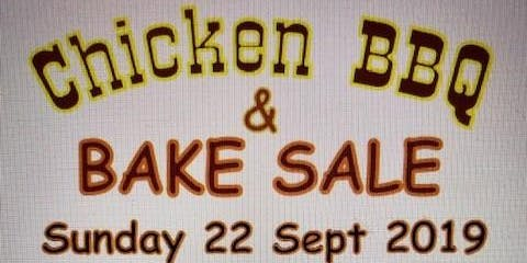 Chicken BBQ & Bake Sale