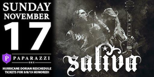 SALIVA! LIVE at Paparazzi OBX!