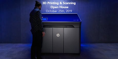 3D Printing & Scanning | Lunch and Learn | October 25th, 2019 tickets