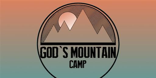 God's Mountain November Leadership Training Retreat 2019
