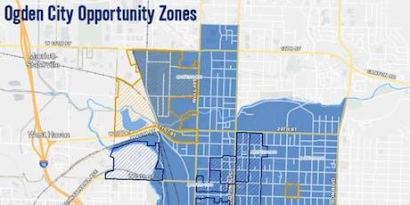 Ogden Opportunity Zone Seminar tickets