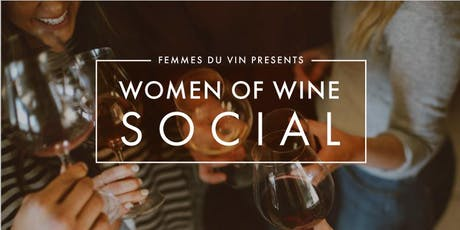 Women of Wine Social tickets