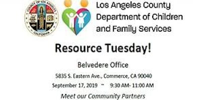 RESOURCE TUESDAY- DCFS BELVEDERE