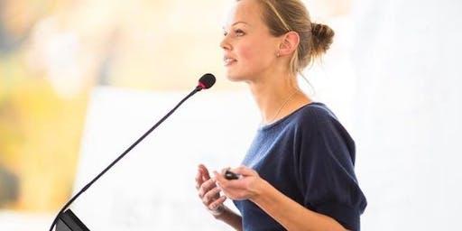 Become a Confident Public Speaker
