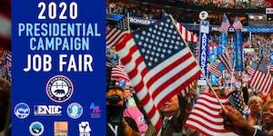 Presidential Campaign Job Fair