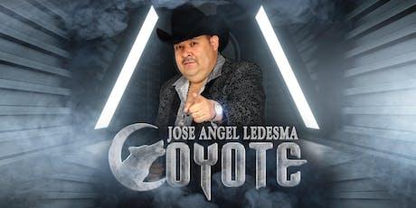 EL COYOTE tickets
