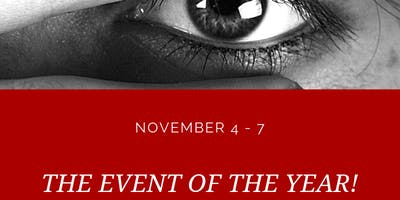 Life Training Institute - The Event Of The Year!
