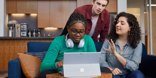 Get College Ready with Microsoft & Friends