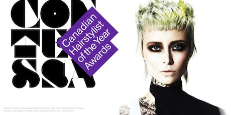 Contessa31 - Canadian Hairstylist of the Year Awards tickets