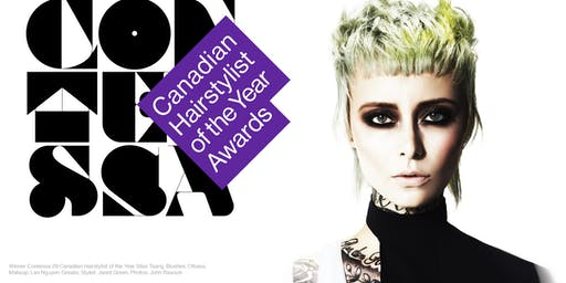 Contessa31 - Canadian Hairstylist of the Year Awards