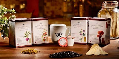 Love Coffee? Have a refined Palate? Come taste our new Botanically Infused Coffee!
