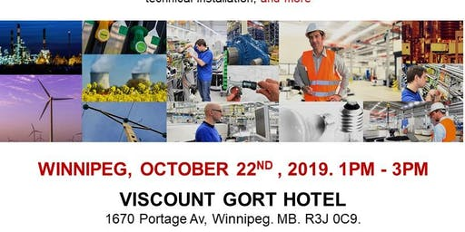 Winnipeg Blue Collar Job Fair – October 22nd, 2019