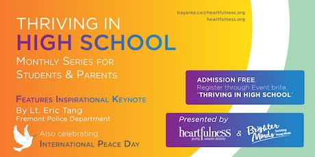 Thriving in High School - Sept. Series tickets