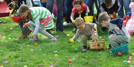 GNCS Easter Egg Hunt 2020