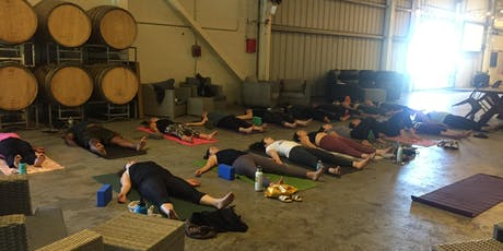 Yoga at 21st Amendment tickets