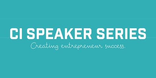 CI Speaker Series: Show Me The Money