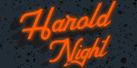 HAROLD NIGHT w/ Stunt Double & Bad Bear tickets