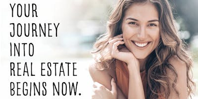 Explore a new career in Real Estate