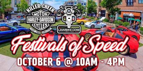 Festivals of Speed | Jumpstart! tickets