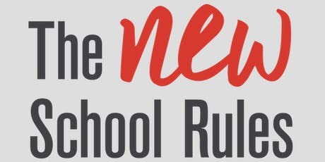 The NEW School Rules Leadership Institute 2019 with TOSS + Ed Elements tickets