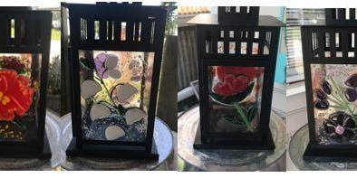 Fused Glass Lantern 2 Day Workshop