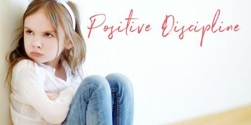 Positive Discipline Workshop & Playdate