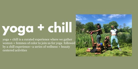 Hanahana Yoga + Chill Chicago tickets