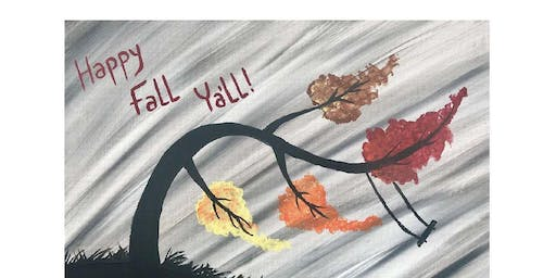 Paint Night Is Back!