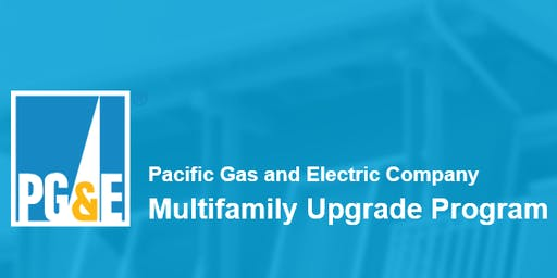 Multifamily Upgrade Program October 2019 Partner Meeting