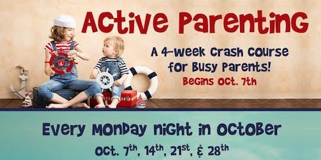Active Parenting tickets