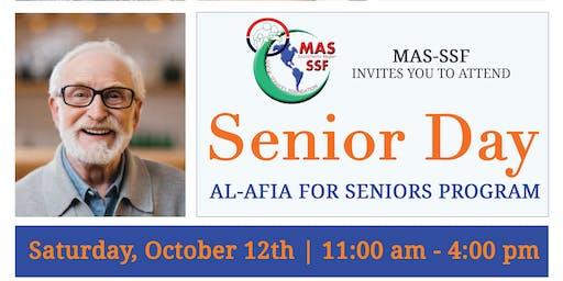 Senior Day | Al-Afia for Seniors Program