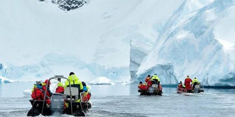 Discover Antarctica on a Hurtigruten Expedition Cruise with Cathy Scott tickets