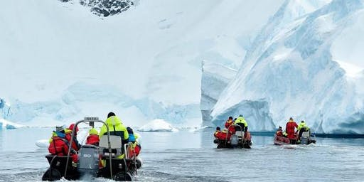 Discover Antarctica on a Hurtigruten Expedition Cruise with Cathy Scott