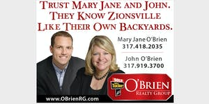 O'Brien Realty Group ~ Zionsville Hall of Fame Golf...