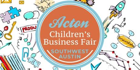 Children's Business Fair Southwest Austin tickets