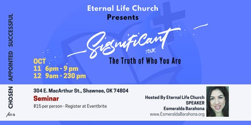 Significant Tour - The Truth of Who You Are