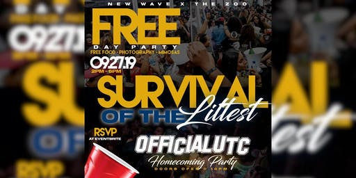 Survival of the Littest Day Party