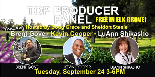 Elk Grove Top Producer Panel