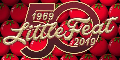 LITTLE FEAT 50th Anniversary Tour