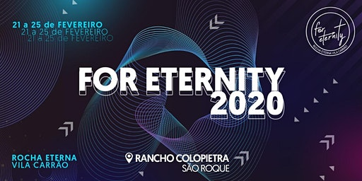FOR ETERNITY 2020