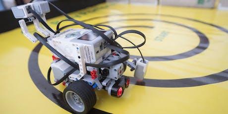 Robot Rally Teacher Training tickets