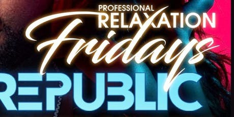 professional relaxation  ( Republic Lounge) DINO  tickets