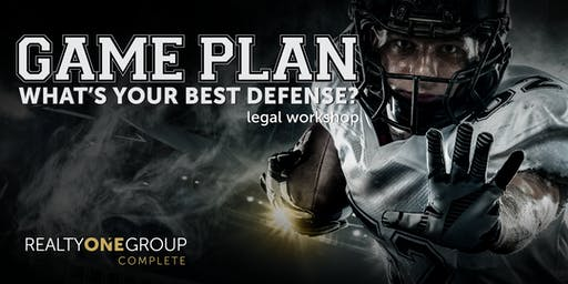 What's Your Best Defense? Legal Workshop