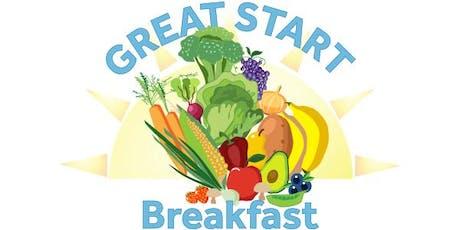 7th Annual Great Start Breakfast benefiting Pike Market Child Care & Preschool tickets