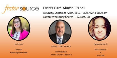 Foster Care Alumni Panel tickets