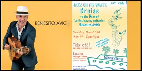 Jazz on the Water with Renesito Avich tickets