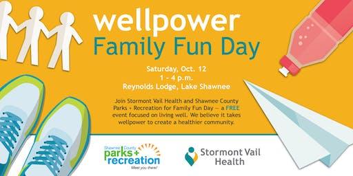 wellpower Family Fun Day