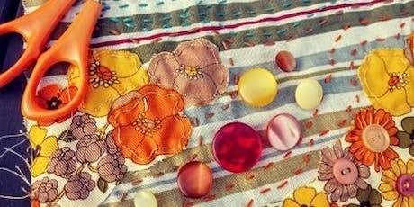 Stitch Meditations Workshop at the Nottingham Makers and Vintage Market tickets