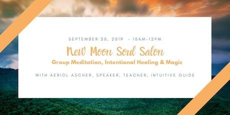 New Moon Soul Salon tickets